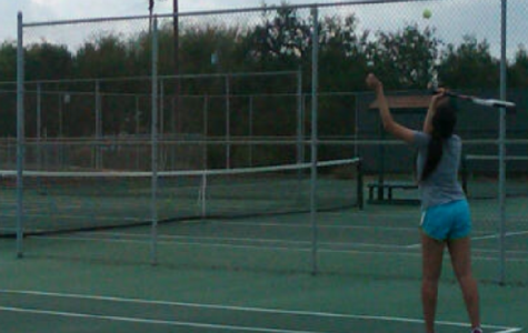 Tennis Team Has High Expectations for Regionals