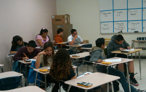 Sophomore EOC Testers Get Second Chance