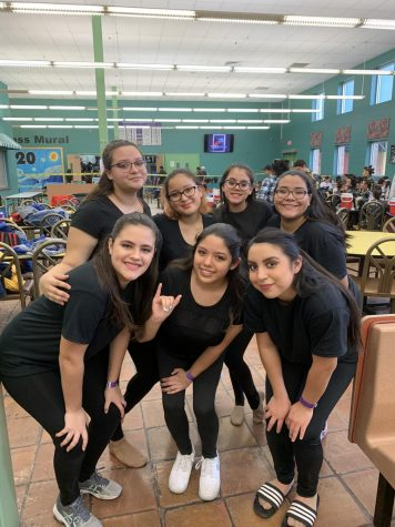 Mcllen Memorial High School Winterguard