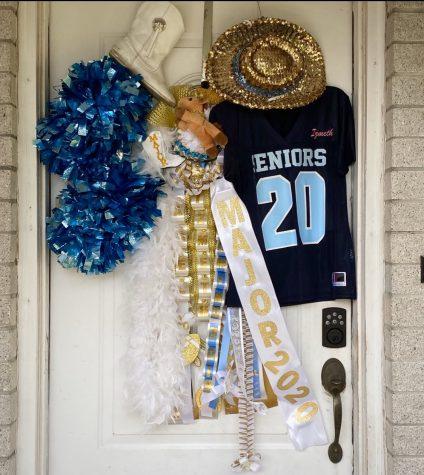 Seniors Door Decortations