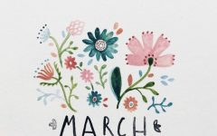 Month Of March: Goals