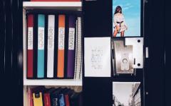 4 ways to stay organized
