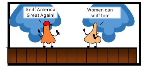 Nostrils: Running Nose